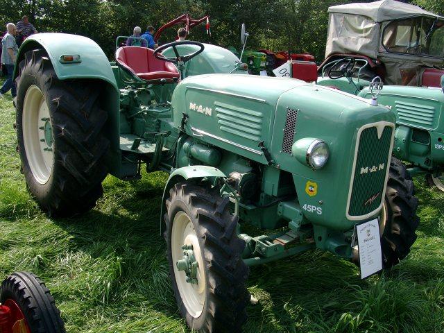 MAN 4R3 Allrad | Tractor & Construction Plant Wiki | FANDOM