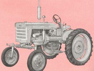 McCormick 140HC 1958