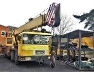 ALLEN T16 Cranetruck 8X4