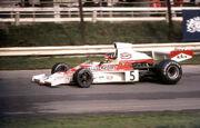 Emerson Fittipaldi McLaren M23 1974 Britain