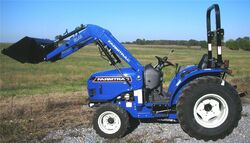 FarmTrac 3130 DT MFWD-2008