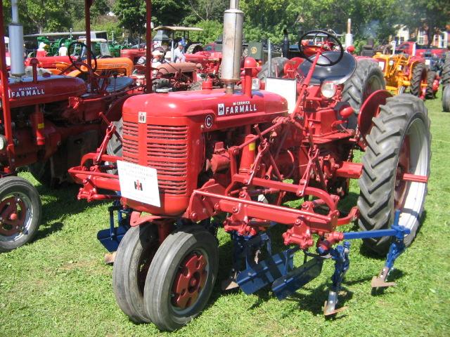 Latest Cb on Hand Crank For International Harvester Tractors