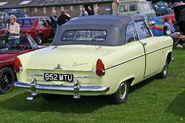 Ford Consul 204E Convertible rear
