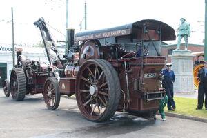 Fowler no. 17212 - RL - Wolverhampton Wander - RF 6092 at BCLM 2010 - IMG 1224