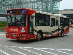 Hokutetsu Bus 323
