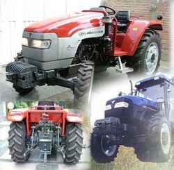 Maverick (Argentina) tractors - 2008