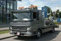 Mercedes-Benz Atego Facelift front
