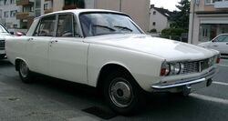 Rover P6 front 20070831