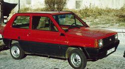 Seat Panda 1985