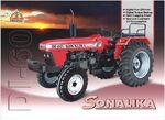 Sonalika DI-60 (red)-2007
