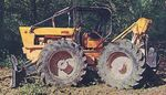 AGRIP JD 5000 skidder