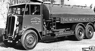 A 1930s Thornycroft Stag Tankerlorry