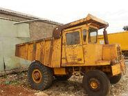 A 1960s Aveling Barford RD17 Dumptruck Diesel