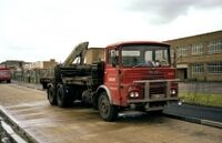 A 1980s GUY Big J6 Lorry