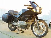 Bmw k100rs 1986 black