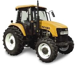 Kirovets PAT1000S Industrial MFWD - 2012
