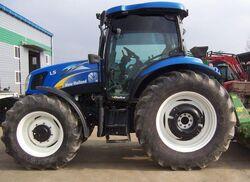 LS-New Holland TX110A MFWD-2007