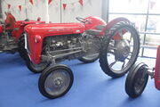Massey Ferguson 35 High Clearence by Standen - WSJ 872 at Newark 08 - IMG 3650
