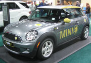Mini E -- 2010 DC