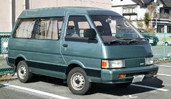 Nissan Vanette 001