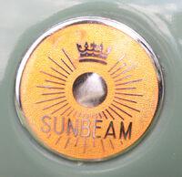 Sunbeam Badge - IMG 9495 edited