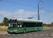 Trådbuss Landskrona
