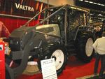 Valtra T130 Forest MFWD (silver) - 2007