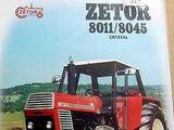 Zetor Crystal 8045