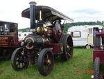 Fowler tractor sn 19456