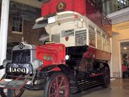 LGOC B Type Bus IWM
