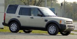 Land rover discovery 3 right