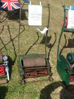 Ransomes Sims and Jefferies Certes 14 DSC01280
