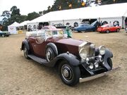 Rolls-Royce Phantom II Thrupp & Maberly 1935
