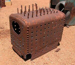 112 firebox