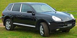 2003-2006 Porsche Cayenne (9PA) S wagon 01