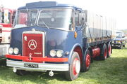 Atkinson Black Knight 8x4 flatbed - GNC 775E at Kettering 08 - IMG 1882