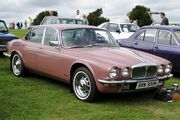 Daimler Sovereign based on XJ6 Series II 4325cc first registered March 1974