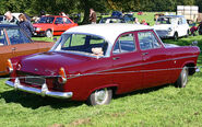 Ford Consul 204E 1961 375 rear