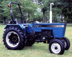 Long LongTrac 320-2002