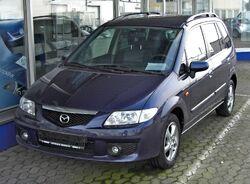 Mazda Premacy 20090301 front