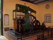 Thomas Horn Beam Engine