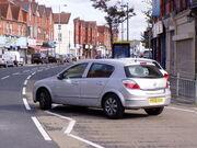 Unmarked Merseyside Police Car