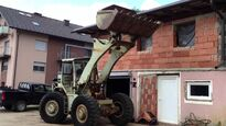 A 1970s bray brayloader 4WD