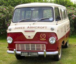 Ford Thames 400E minibus 1964