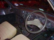 Lancia beta interior