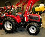 Mahindra 4035 PST MFWD - 2011