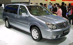 Shanghai-GM Buick GL8 Firstland