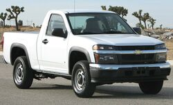 2006 Chevrolet Colorado regular cab -- NHTSA