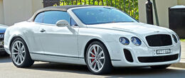 2010-2011 Bentley Continental (3W) Supersports convertible (2011-11-01) 01