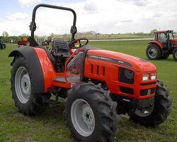 AGCO GT55 MFWD - 2004